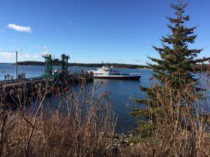 Ferry, Bass Harbor copy